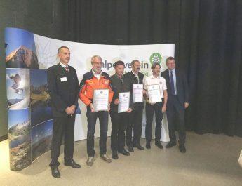 Große Auszeichnung für unseren langjährigen Ortsstellenleiter und nunmehrigen Ehrenortsstellenleiter Herbert Rohrmoser – Schladming