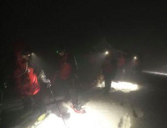Nächtlicher Sucheinsatz für die Bergretter aus Rauris am Hohen Sonnblick