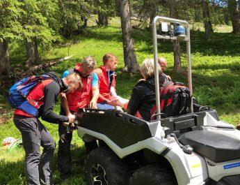 Drei Einsätze in kurzer Folge für die Bergretter aus Rauris